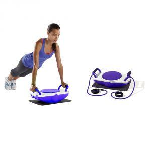 Kawachi Health & Fitness - Kawachi Multi Fitness Board Back trainer Sports equipment Gym Sports Fitness Board K361