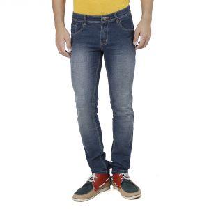 Jeans (Men's) - Stylox Dark Blue Denim