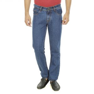 Stylox Mens Medium Blue Non Strech Denim - ( Product Code - Dn-mb-n-6009 )