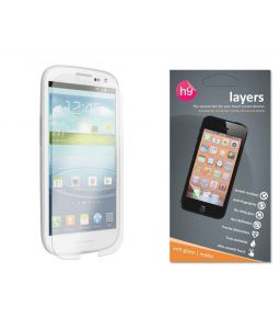 Layers Samsung Galaxy Core Gt-i8262 Matte Screen Guard