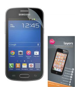 Layers Galaxy Star Pro S7262 Matte Screen Guard