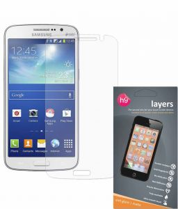 Layers Galaxy Grand 2 Matte Screen Guard