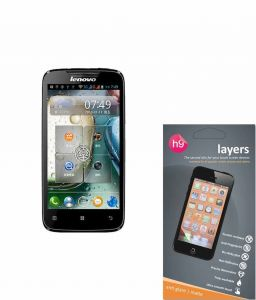 Layers Lenovo A390 Matte Screen Guard