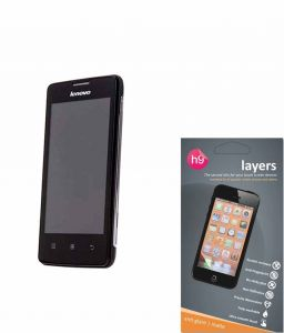 Layers Lenovo A600 Matte Screen Guard