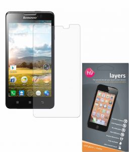 Layers Lenovo P780 Matte Screen Guard