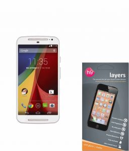 "Layers Moto G (2nd Gen) 5"" Matte Screen Guard"