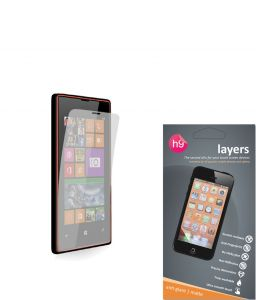 Layers Nokia Lumia 525 Matte Screen Guard