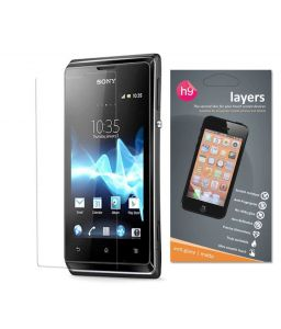 Layers Sony Xperia E Matte Screen Guard