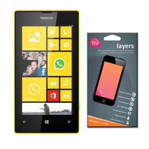 Nokia Lumia 520 Matte Screen Guard With Anti-reflection