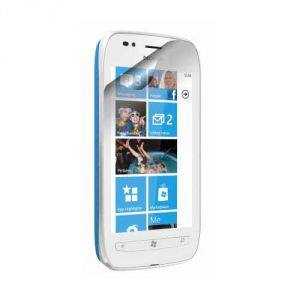 Nokia Lumia 710 Anti Glare Screen Guard With Matte Finish