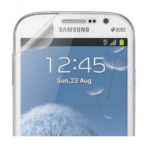 Samsung Galaxy Grand Duos Matte/ Anti Glare Screen Guard