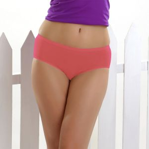 Cloe Comfort Modal Brief In Pink Pn0085w22