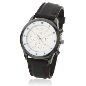 Mens Stylish Wrist Watch Fiber Belt Mw1702