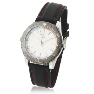 Mens Stylish Wrist Watch Fiber Belt Mw1703