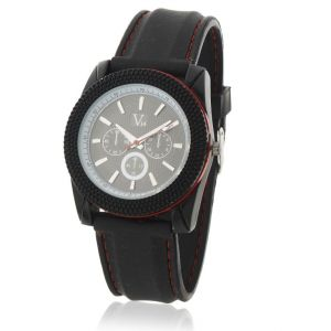 Mens Stylish Wrist Watch Fiber Belt Mw1704