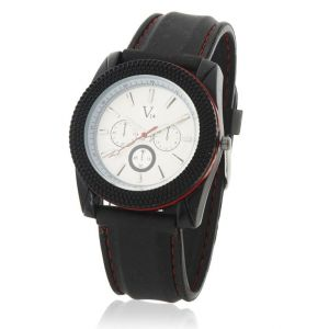 Mens Stylish Wrist Watch Fiber Belt Mw1705