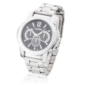Mens Stylish Wrist Watch Steel Belt Mw1708
