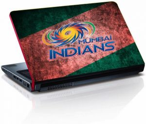 Mumbai Indians Cricket Laptop Skin - Lp0432