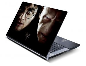 Harry Potter Laptop Notebook Skins High Quality Vinyl Skin - Lp0480