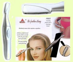 Hair Removers - Bi Feather King Eye Brow Hair Remover Women Trimer