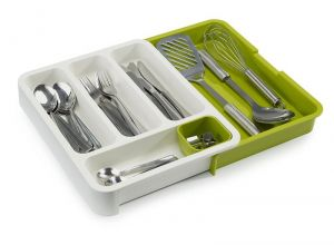 Cookware - Drawer Store Expandable Cutlery Tray