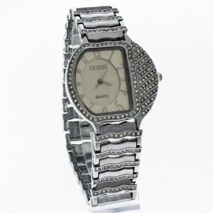 Diamond Ladies Steel Belt Wrist Watch Lw1654-2