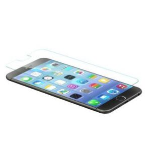 Tempered Glass With Shock/explosion Proof Screen Guard For Apple iPhone 6