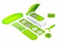 10 In1 Multi Chopper Vegetable Cutter Fruit Slicer Peeler