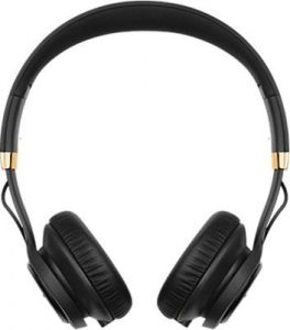 Mobile Handsfree (Misc) - Jabra Revo Wired On-the-ear Headset - REVOBK