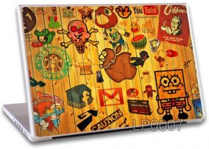 Laptop Notebook Skin High Qualily- Lp0007