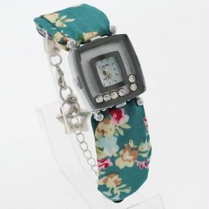 Ladies Nylon Belt Wrist Watch Lw1835