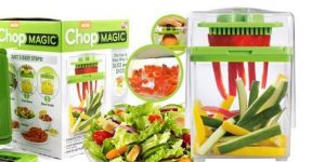 Vegetable & fruit cutters - Magic Chopper Slicer Chop
