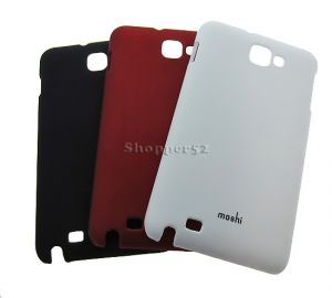 Samsung Galaxy Note N7000 Moshi Matte Plastic Hard Back Case