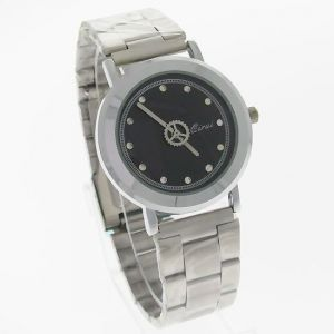 Mens Stainless Steel Belt Wrist Watch Mw0877-2