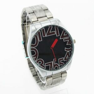 Mens Stainless Steel Belt Wrist Watch - Mw1167