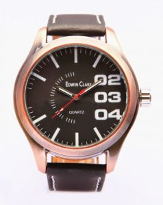 Edwin Clark Analog Watch For Men Mw-041