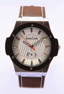Edwin Clark Analog Chronograph Watch For Men Mw-046