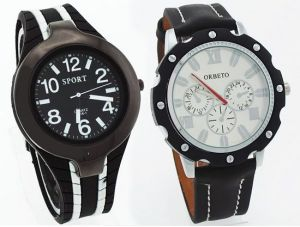Buy 1 Get 1 Free - Designer Mens Stylish Wrist Watch Mw005