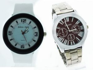 Buy 1 Get 1 Free - Designer Mens Stylish Wrist Watch Mw011