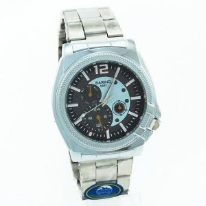 Mens Stainless Steel Belt Wrist Watch Mw1690