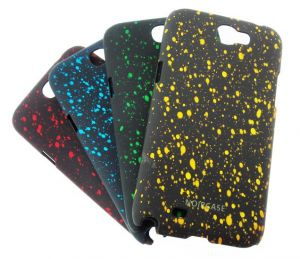 Designer Plastic Fluorescent Back Cover For Samsung Galaxy Note 2 N7100