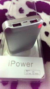Universal Power Bank 12000 mAh I Power - Pb12000