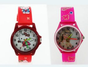 Kids Watches - Buy 1 and Get 1 Designer Kids Watch Free KDS010