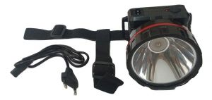 Torches and flashlights - LED Headlight 201WH Bright White 5W Long Range Dual Mode Head Lamp/Torch - (Code- RP201WH)