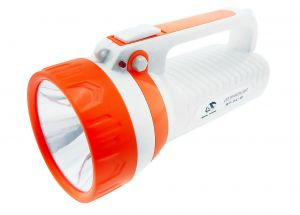 Ultra Super Rechargeable Torch With LED Power Light- (code- Rp841w)