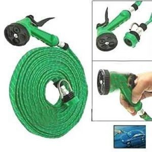 Car Washing Jet Spray Gun Water Hose Pressure Pipe