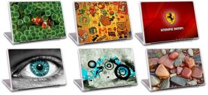 Removable Laptop Skin Select From 8 Design