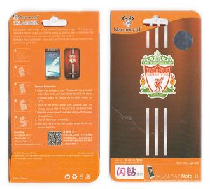 Designer Front And Back Screen Protector For Samsung Galaxy Note 2 N700 04