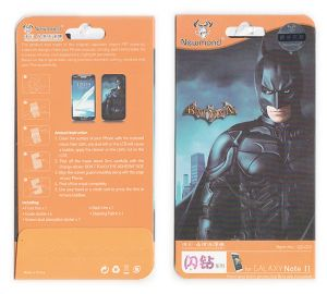 Apple iPhone Screen Protectors - Designer Front and Back Screen Protector For Samsung Galaxy Note 2 N700 05