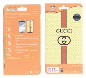 Designer Front And Back Screen Protector For Samsung Galaxy Note 2 N700 10